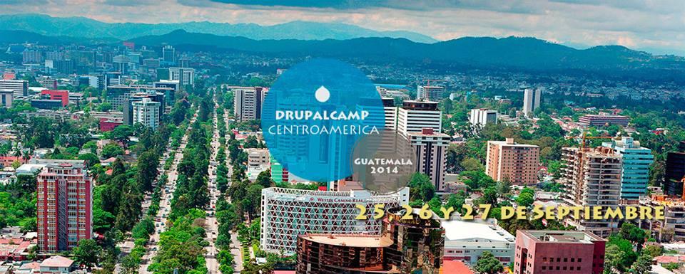 Drupal camp, Central America, 2014