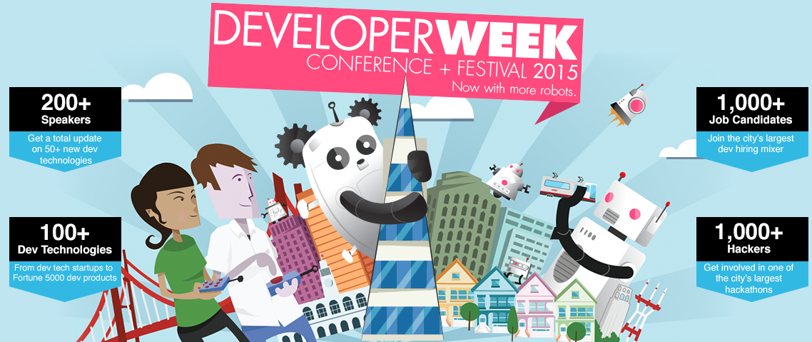 developer week 2015