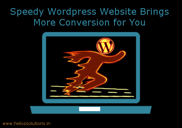 Speedy WordPress Website