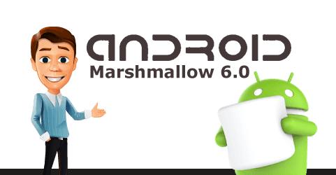 Android Marshmello 6