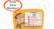 Avoid wordpress mistakes