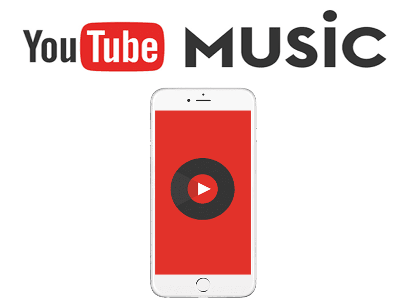 YouTube Music Application