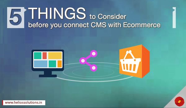 CMS with Ecommerce