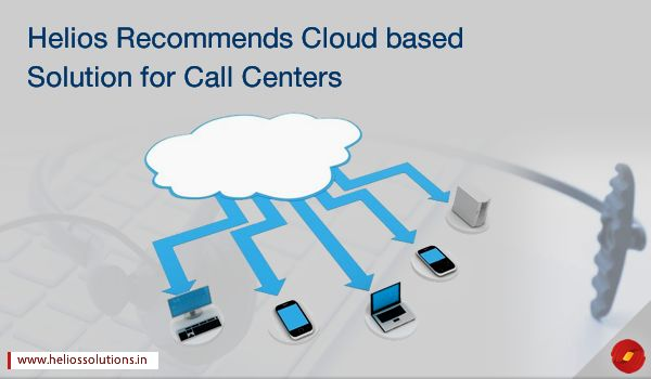 Cloud based Solution for Call Centers