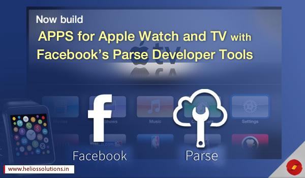 Facebook Parse Developer Tools