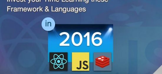 Website Development Framework & Languages in 2016