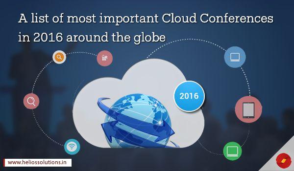 Cloud Conferences 2016
