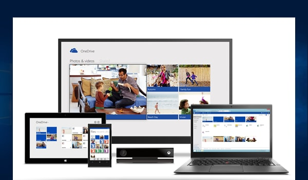 Get OneDrive on your devices