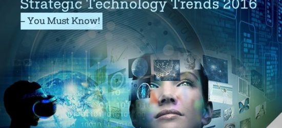 Strategic Technology Trends 2016