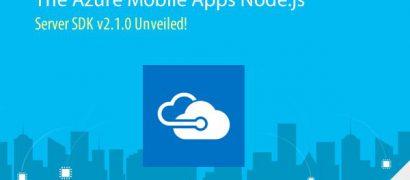 Azure Mobile Apps Node - Mobile App Development