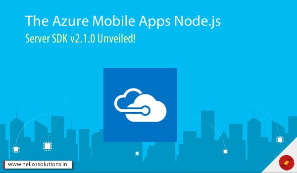 Azure Mobile Apps Node - Mobile App Development