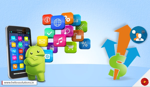 How Android Application Development can Benefit Business