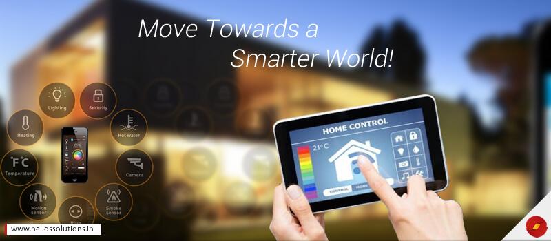 Smart Home Mobile App Development