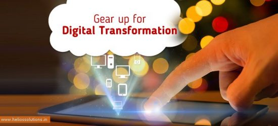 Why Your Business Should Gear Up for Digital Transformation?