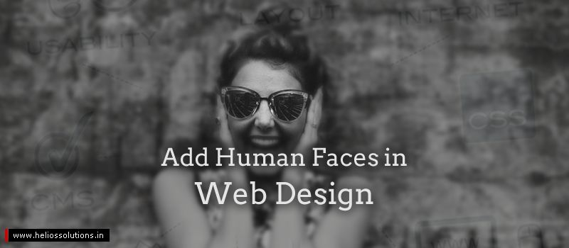 5 Tips to Enhance User Engagement by Adding Human Faces in Web Design