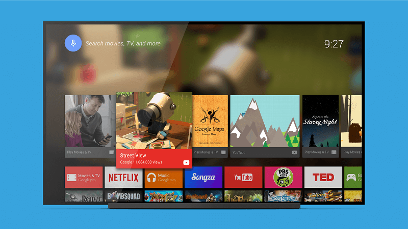 Android-TV-Launcher