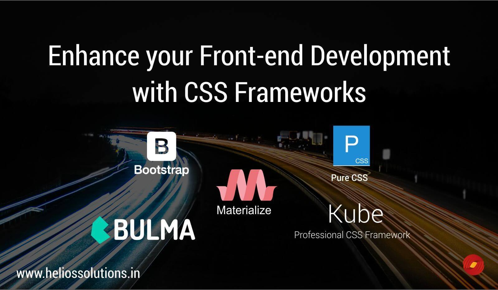 Top 5 CSS Frameworks to Accelerate Your Front-end Development