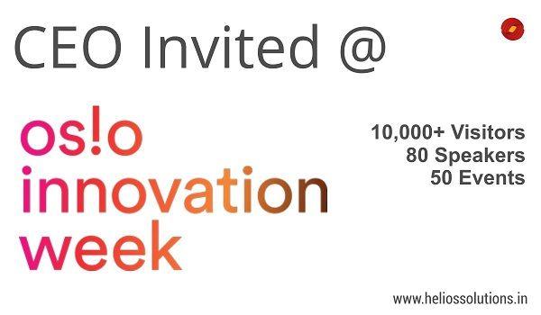 Oslo Innovation Week Helios