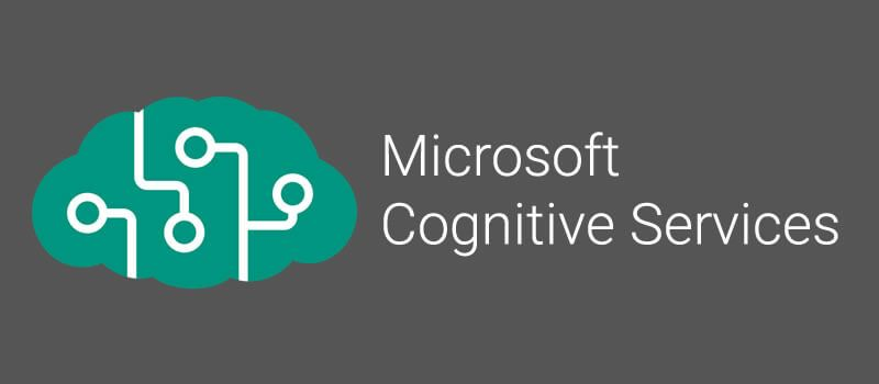Microsoft-cognitive-services