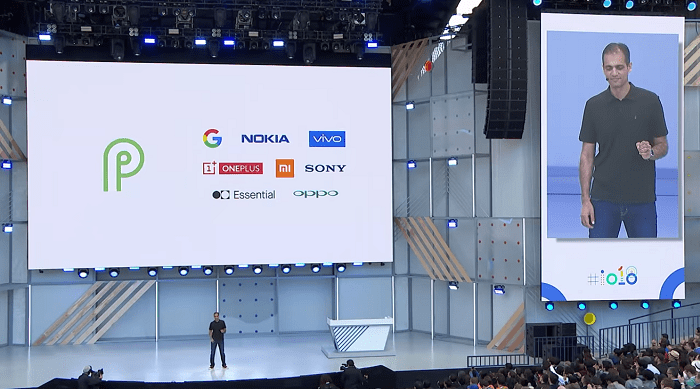 Android P beta launched for 7 manufacturer flagship devices.