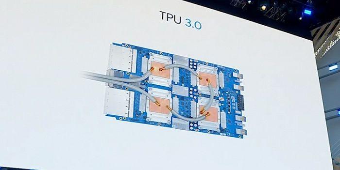 Tensor processing unit tTPU 3.0