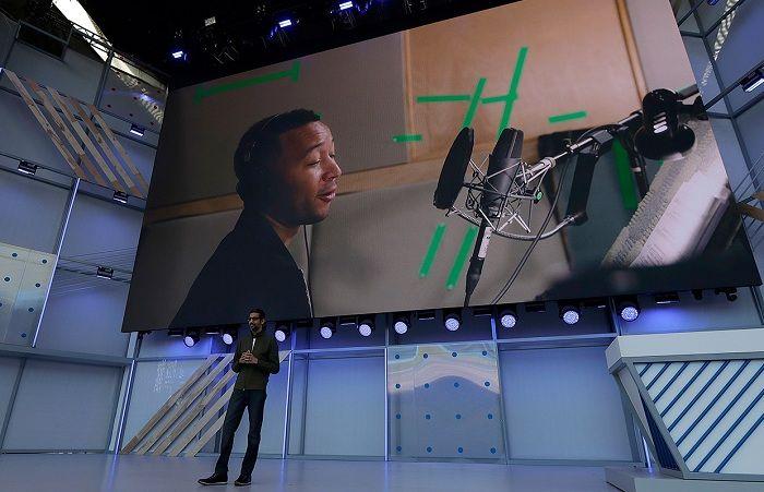 John legend as google assistant voice
