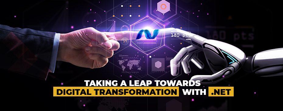Digital Transformation with .NET