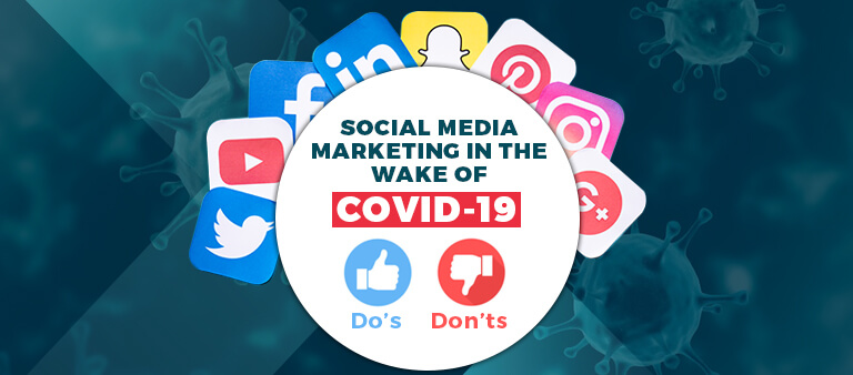 Social media marketing in the wake of Covid-19